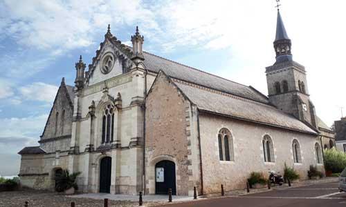 Église Saint Laurent de Montlouis-sur-Loire
